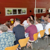 The June Farm to Table Dinner at Bradley Farm
