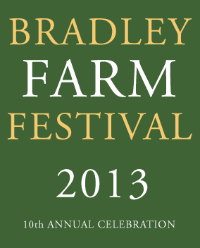 Ray Bradley Farm's 10th Annual Farm Festival   This is our 10th farm party and will be doing it India style. Look for some fabulous food, music, PULL BREW, hay rides, petting zoo and much much more.  We will top out at two hundred tickets and we will sell out. Kids are still free – tickets $30