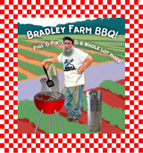 bradley farm bbq graphic