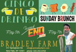 farm brunch and cinco